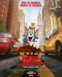 Полнометражный мультик Том и Джерри скачать